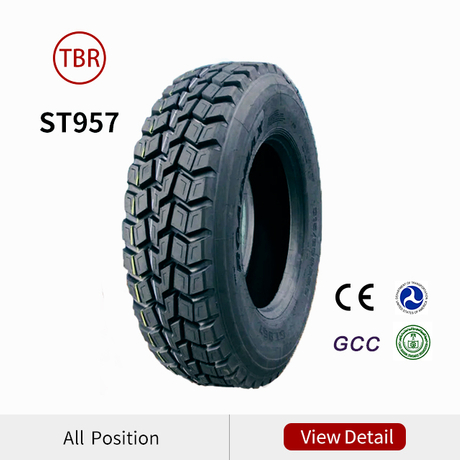 295 80R22.5 All Steel Heavy Truck Tyres