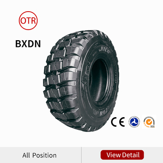 BXDN Earthmover Tires for Loaders And Dozers