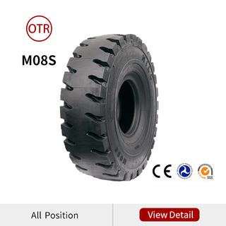 1800R25 1800R33 1600R25 OTR Tires for Forklift Reachstackers Container Handlers